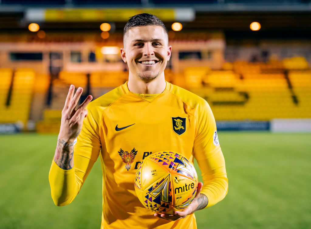 Livingston v Ross County - Ladbrokes Premiership