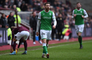Hearts v Hibernian - Ladbrokes Scottish Premiership