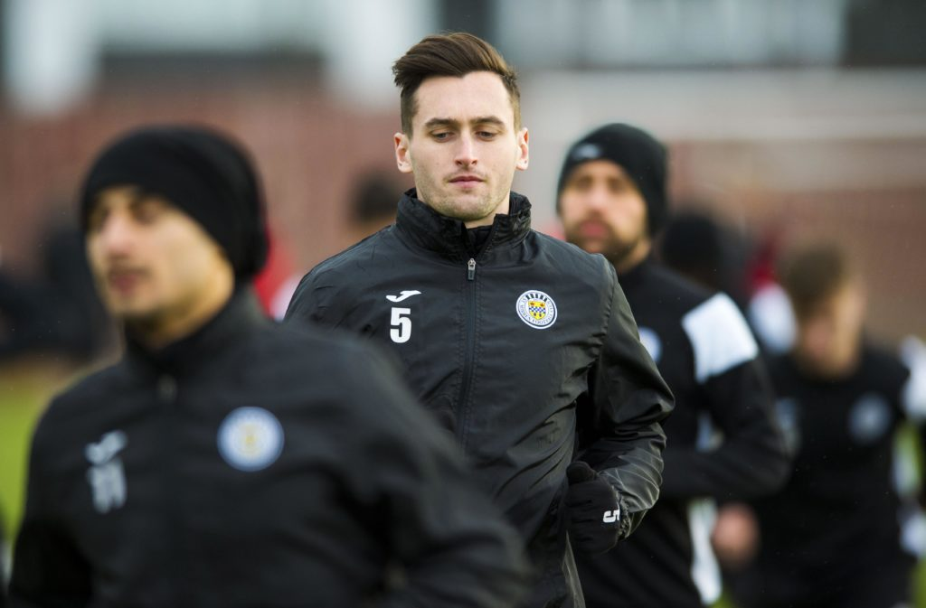 St Mirren progression highlighted by 'positive result' in Kilmarnock says Buddies leader