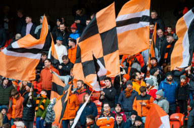 Dundee United v motherwell FC - Ladbrokes Championship
