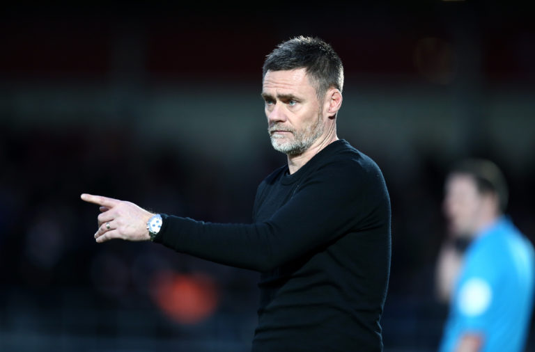 Salford City v Northampton Town - Sky Bet League Two