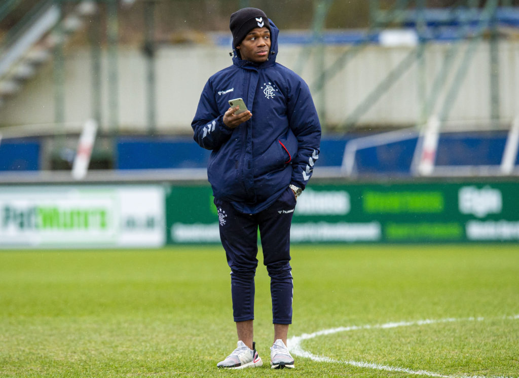 Queen of the South boss thrilled to sign Rangers starlet at the fourth time of asking