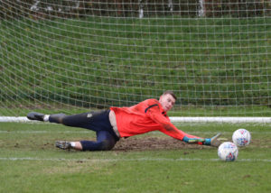 Blackburn Rovers Training Session