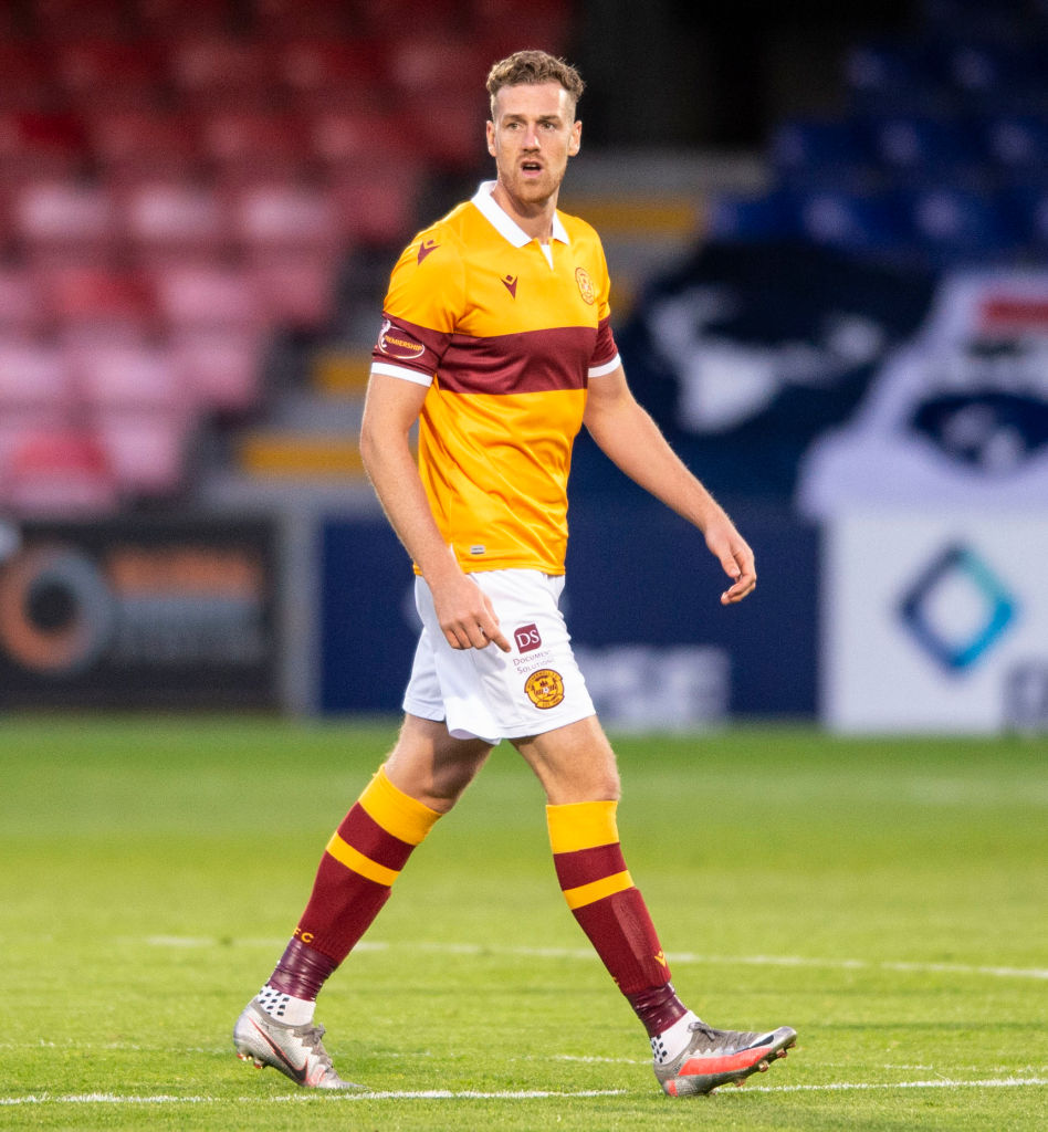 Ross County v Motherwell - Scottish Ladbrokes Premiership