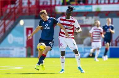 Hamilton Academical v Ross County - Scottish Premiership