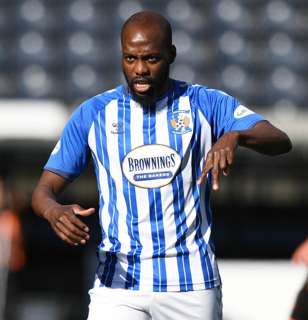 Kilmarnock v Dundee United - Ladbrokes Scottish Premiership