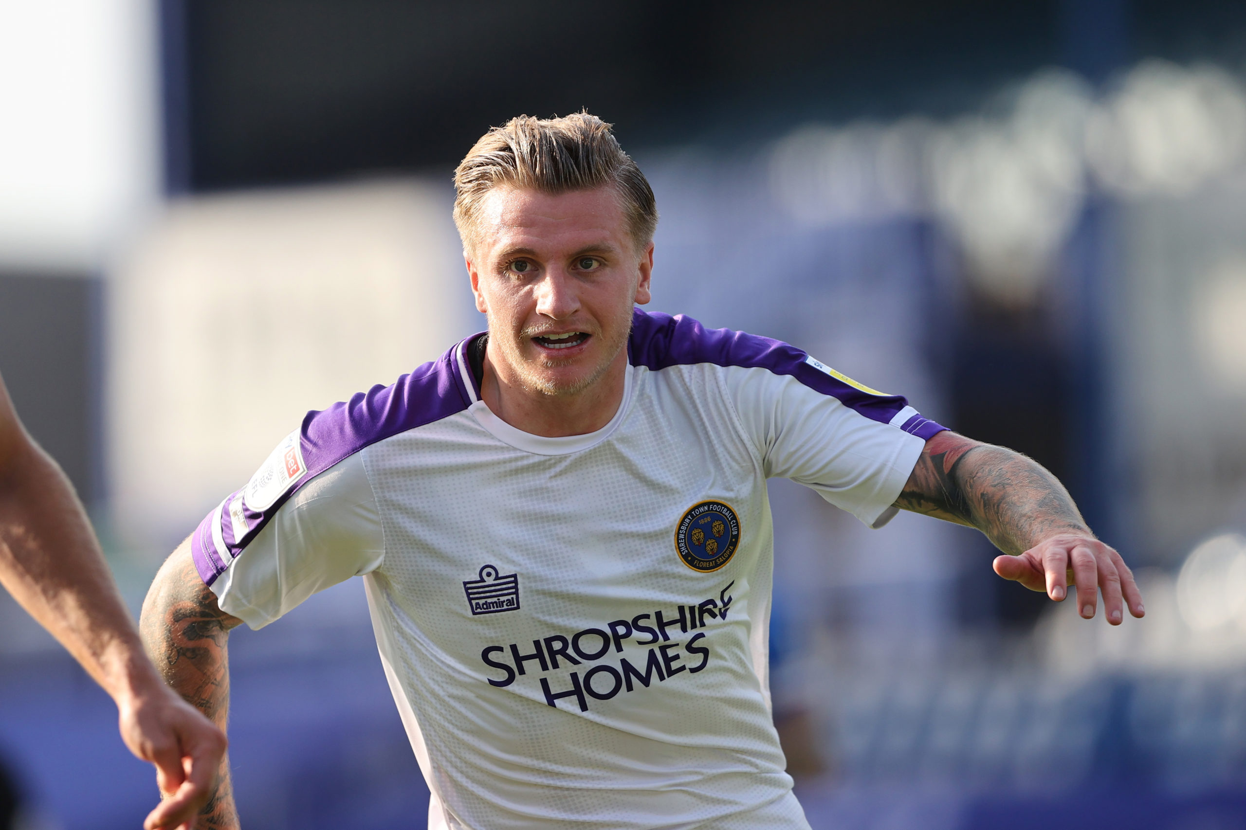 Portsmouth v Shrewsbury Town - Sky Bet League One