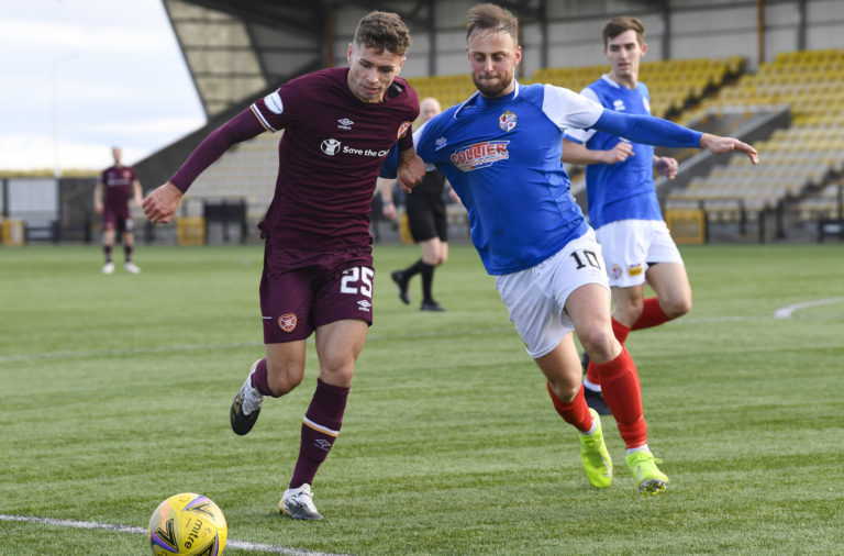 Cowdenbeath v Hearts - Betfred Cup Match