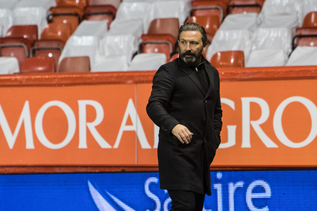 'He still has credit' - Aberdeen great doesn't think under-fire McInnes should be sacked