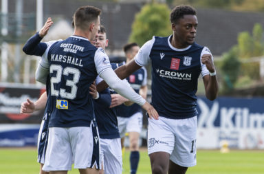 Dundee v Greenock Morton - Scottish Championship