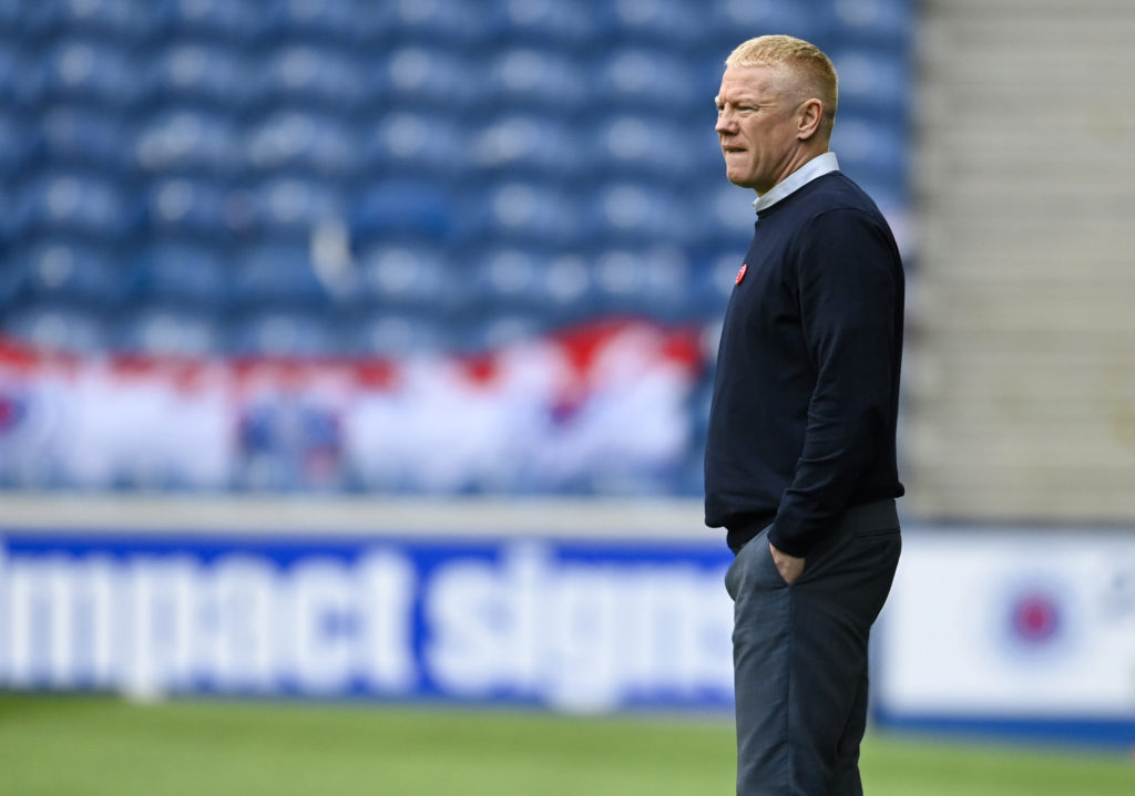 Falkirk appoint Gary Holt as sporting director as former Livingston boss explains 'five-year' plan