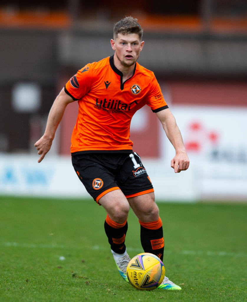 Dundee United v Peterhead - Betfred Cup