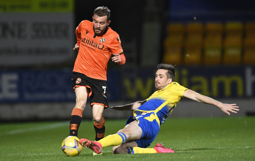 Dundee talent opens up on loan move; hasn't given up on second consecutive promotion