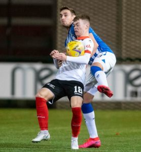 Clyde v Kilmarnock - Betfred Cup