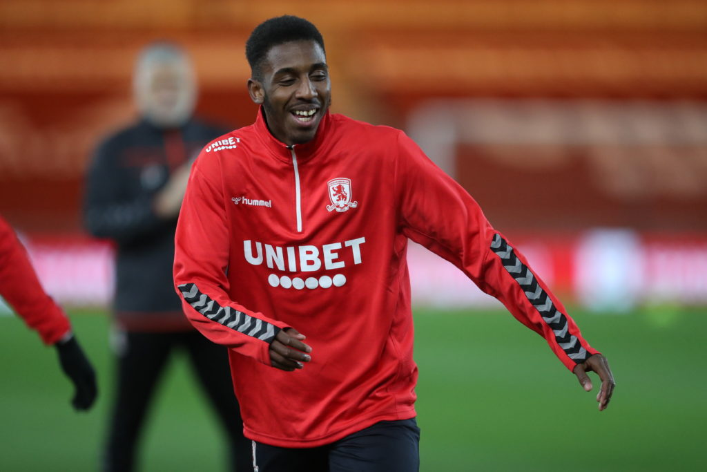 Manager delighted as he captures Middlesbrough talent