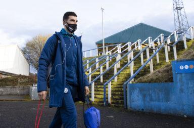 Greenock Morton v Heart of Midlothian - Scottish Championship