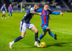 Inverness Caledonian Thistle v Dundee - Scottish Championship