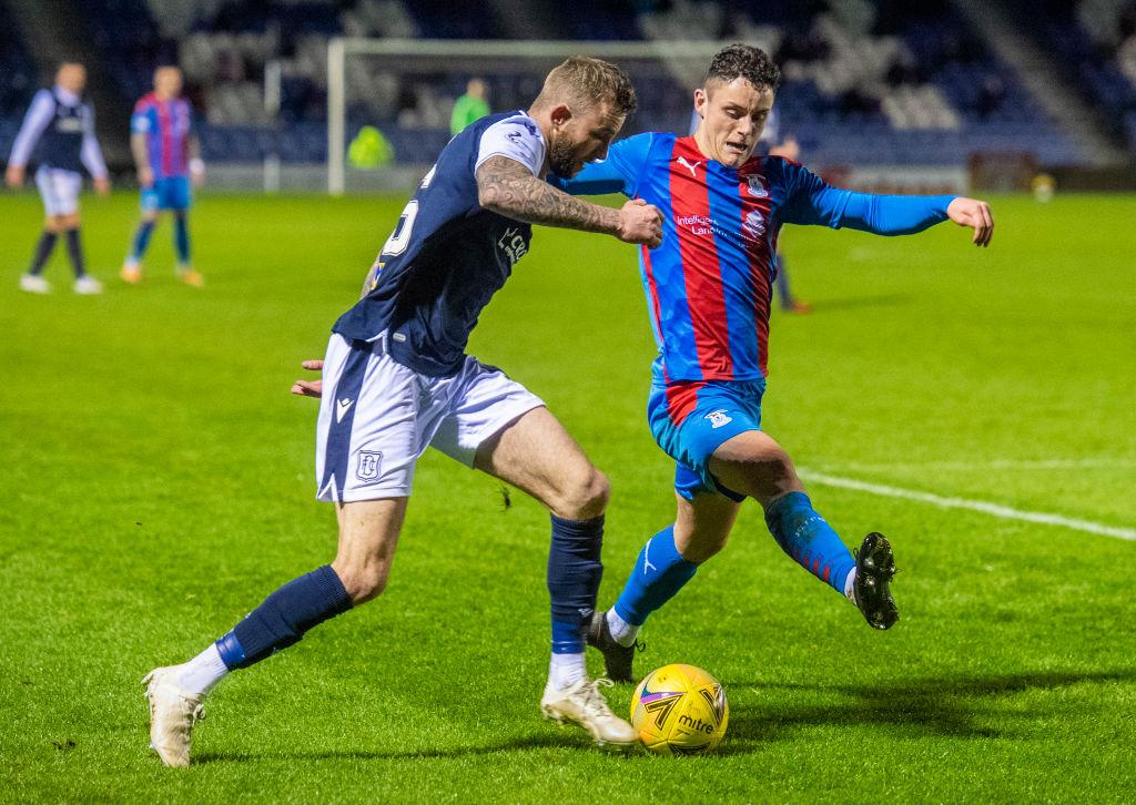 Inverness Caledonian Thistle v Dundee - Scottish Championship