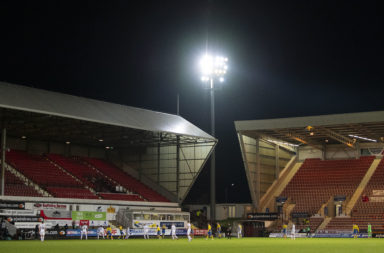 Dunfermline Athletic v St Johnstone - Betfred Cup Quarter Final