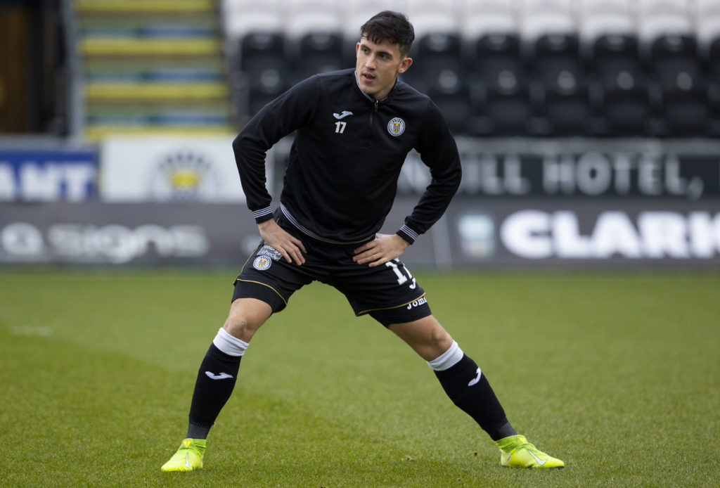 Jamie McGrath reflects one year at St Mirren as he calls for continued consistency