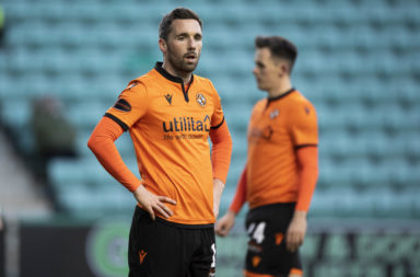 Hibernian v Dundee United - Ladbrokes Scottish Premiership