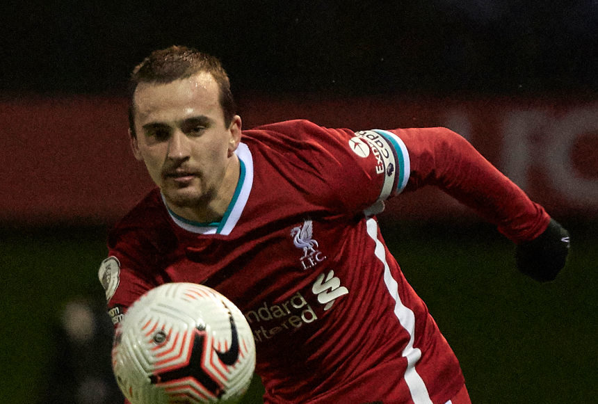 Liverpool set to sell former Kilmarnock star after club confirmation deleted