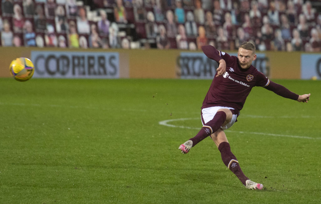 Hearts star hoping to end five-year wait for international recognition ahead of Euro 2020