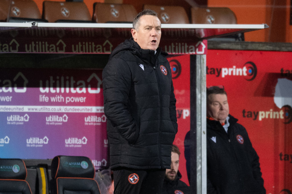 How Dundee United's second half made Mellon 'more angry' at Fir Park