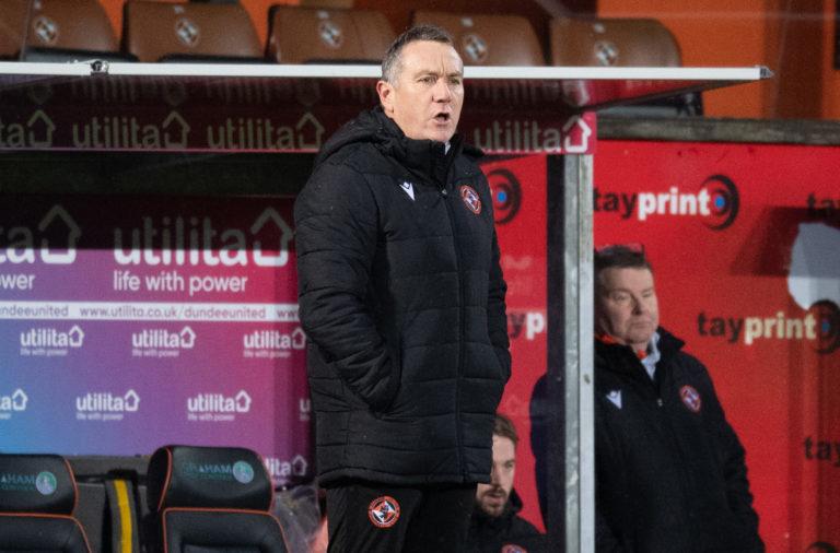 Dundee United v Motherwell - Ladbrokes Scottish Premiership