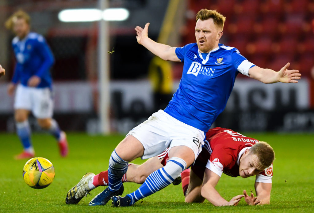 'I can't see us freezing' - St Johnstone star makes bold prediction ahead of Hampden showdown