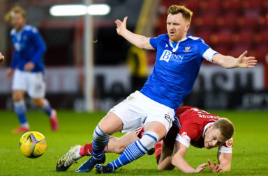 Aberdeen v St. Johnstone - Ladbrokes Scottish Premiership