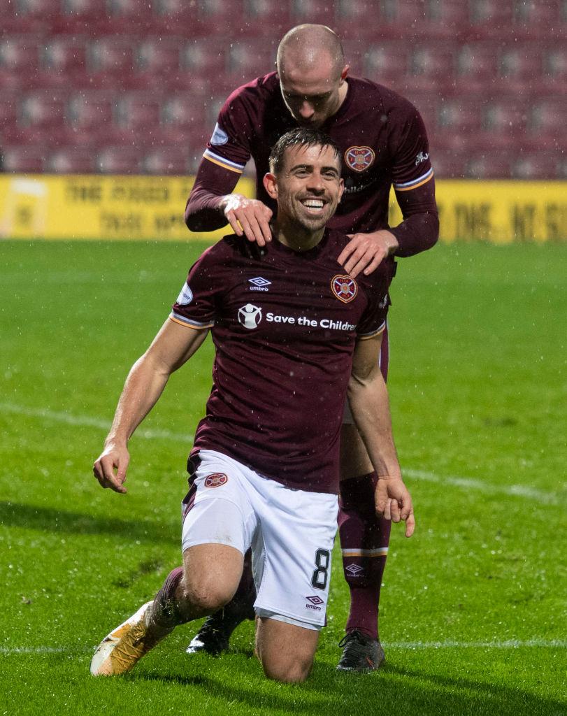 Heart of Midlothian v Ayr United - Scottish Championship