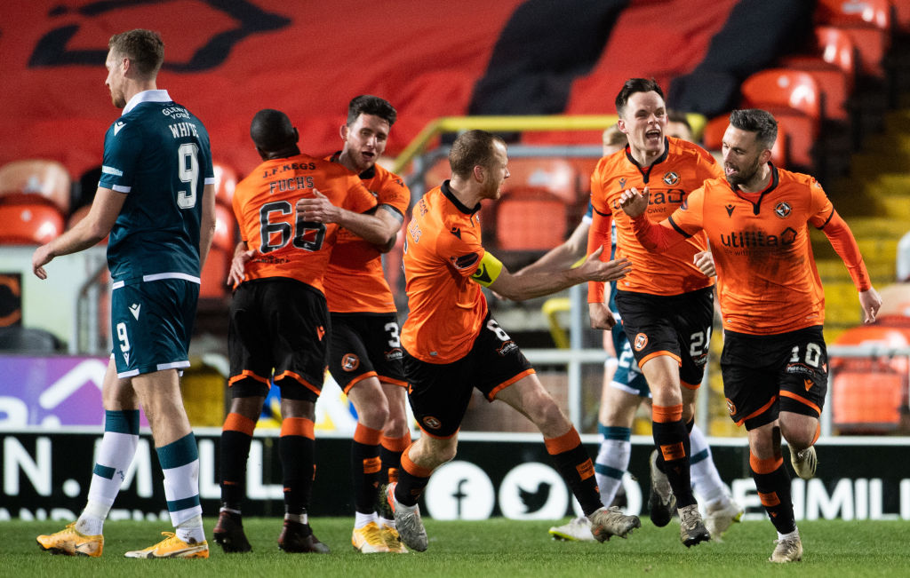 Dundee United v Motherwell - Ladbrokes Scottish Premiership