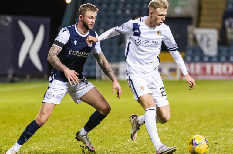 Dundee v Alloa Athletic - Scottish Championship