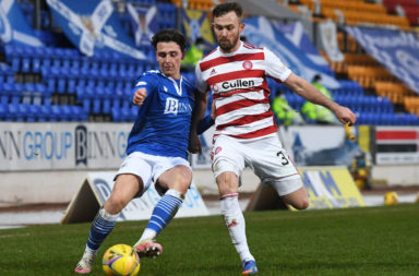 St. Johnstone v Hamilton Academical - Ladbrokes Scottish Premiership