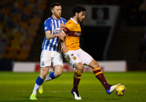 Motherwell v Kilmarnock - Ladbrokes Scottish Premiership