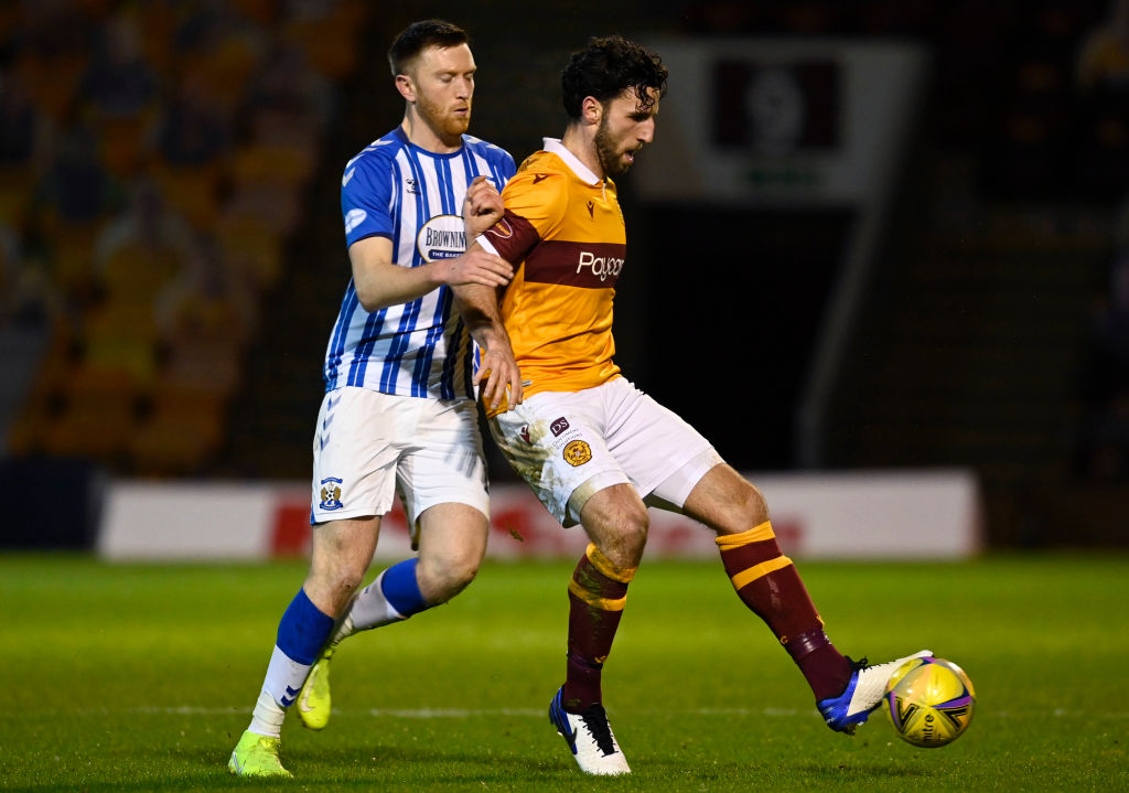 Motherwell v Kilmarnock - Ladbrokes Scottish Premiership