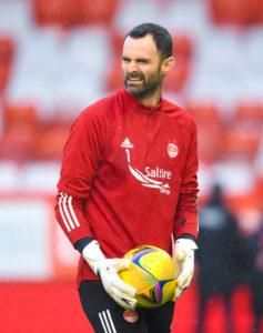 Aberdeen v Dundee United - Ladbrokes Scottish Premiership