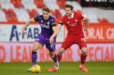 Aberdeen v Dundee United - Ladbrokes Scottish Premiership