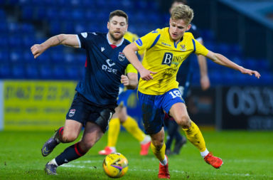 Ross County v St. Johnstone - Ladbrokes Scottish Premiership
