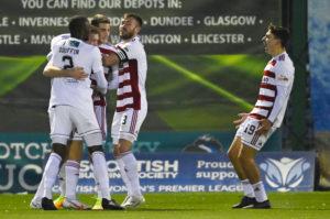 Hamilton Academical v Motherwell - Ladbrokes Scottish Premiership