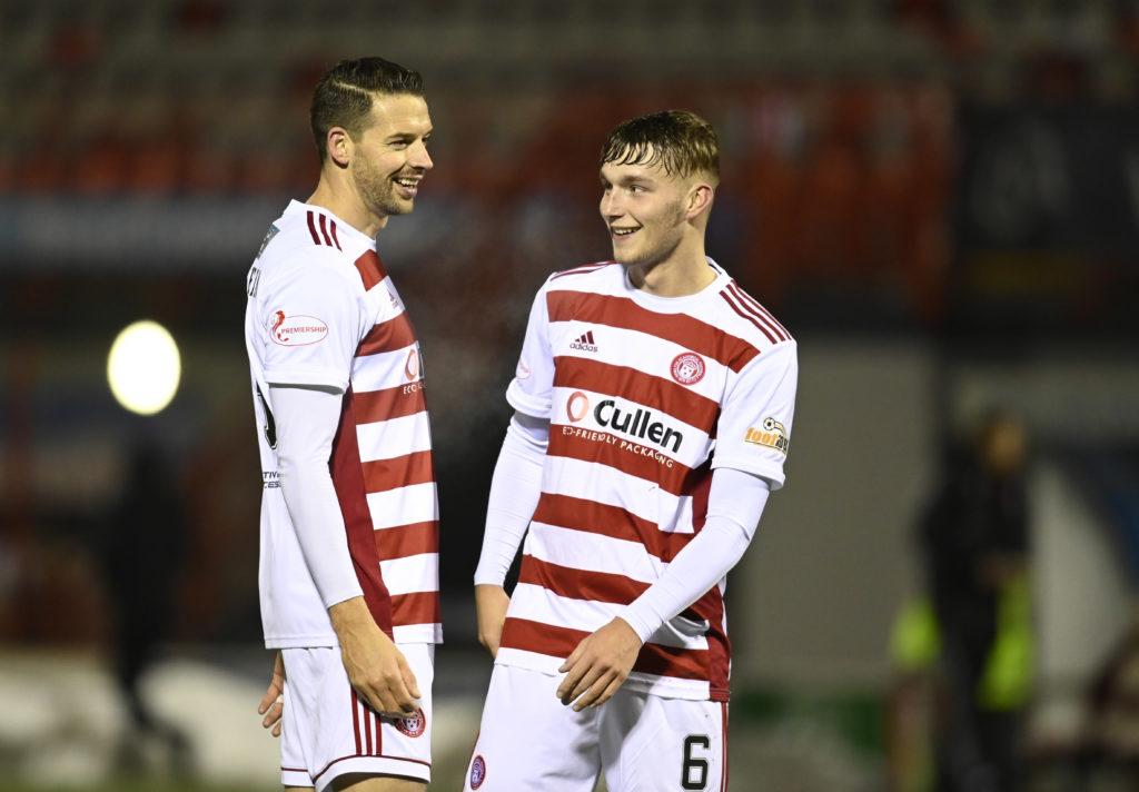 Hamilton derby delight leaves Jamie Hamilton thrilled for Brian Rice