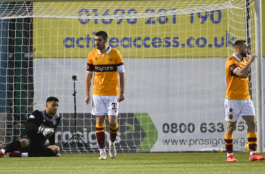 Hamilton Academical v Motherwell - Ladbrokes Scottish Premiership