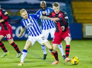 Kilmarnock v St. Mirren - Ladbrokes Scottish Premiership