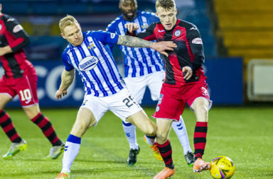 Kilmarnock v St. Mirren - Ladbrokes Scottish Premiership