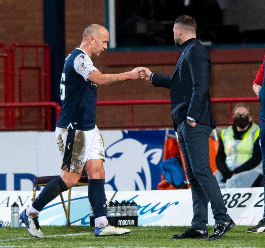 Dundee v Heart of Midlothian - Scottish Championship