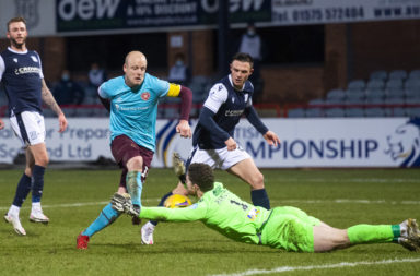 Dundee v Heart of Midlothian - Scottish Championship