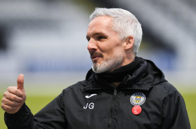 St. Mirren v Motherwell - Ladbrokes Scottish Premiership
