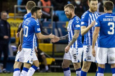 Kilmarnock v Hamilton Academical - Ladbrokes Scottish Premiership