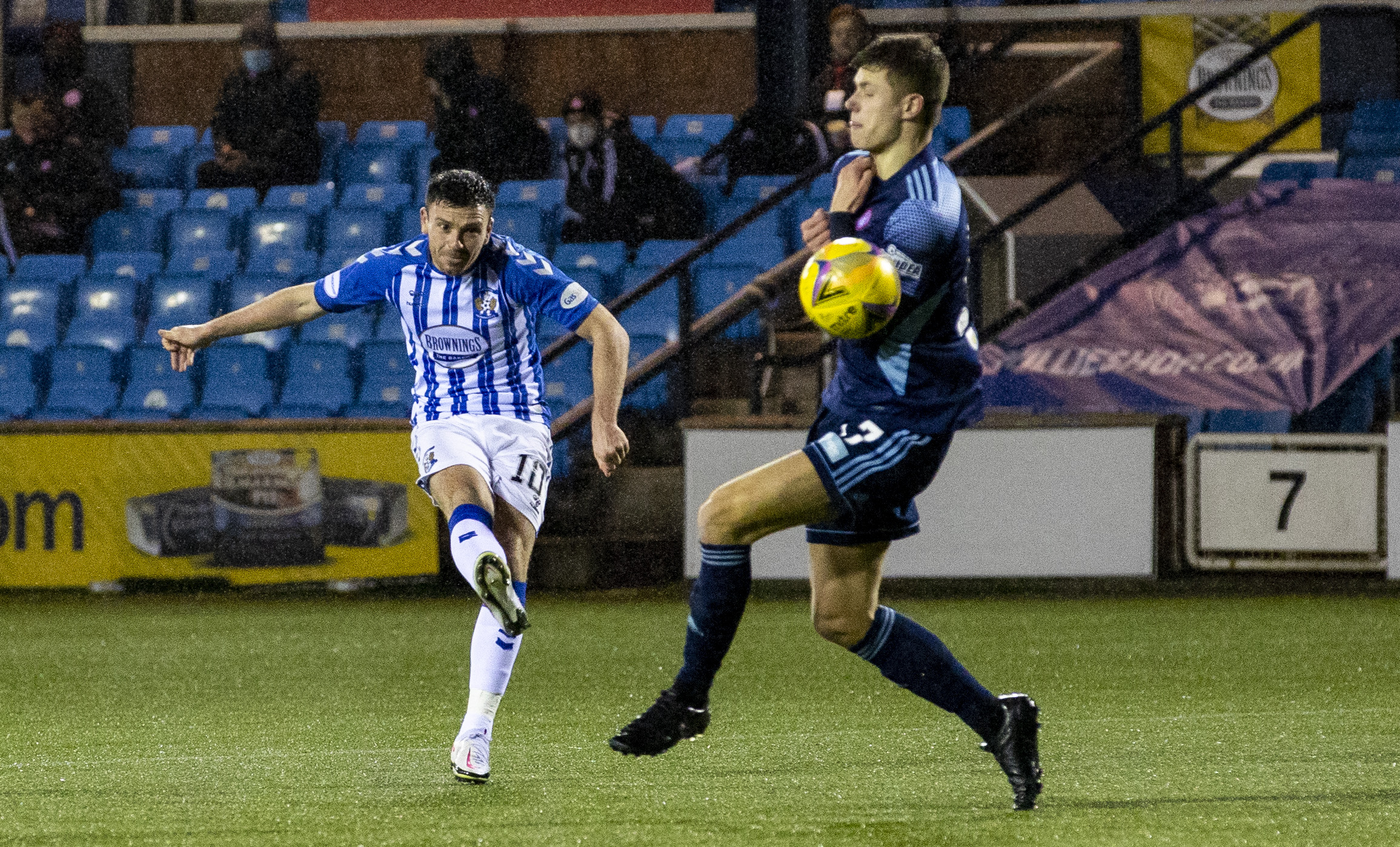 Kilmarnock v Hamilton Academical - Ladbrokes Scottish Premiership